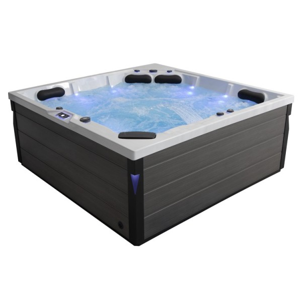 AWT IN-404 ECO extreme PRO Sterling Silver 225x225x90 grau Whirlpool EAGO HotTub